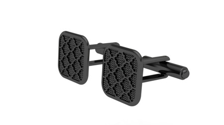 Cufflinks Business Black