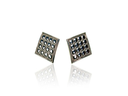 Earrings Chesterfield White