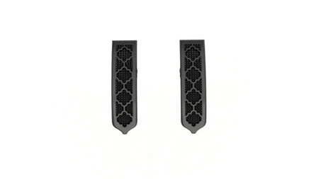Earrings Classic Black