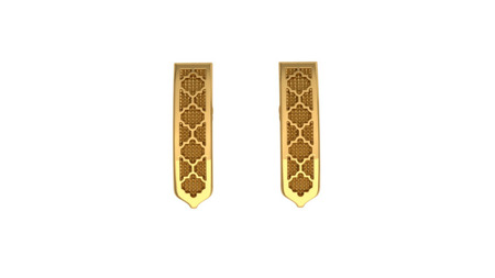Earrings Classic Gold