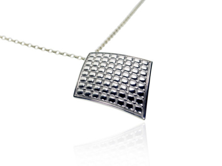 Necklace Chesterfield Silver