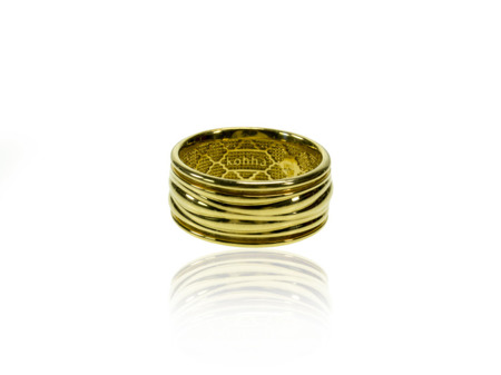 Ring Baltic Golden
