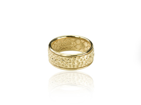 Ring Vesuvio Golden